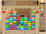 Pyramid Collapse Game